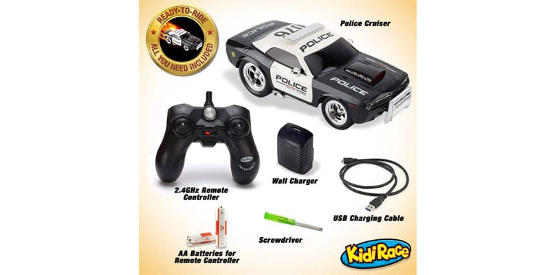 KidiRace-RC-Remote-Control-Police-Car-for-Kids