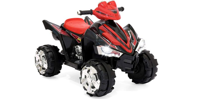 Best Choice Products Kids 4 Wheeler Quad ATV