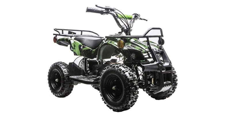 Rosso Motors Kids ATV Kids Quad 4 Wheeler