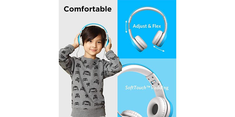 LilGadgets-Connect-Premium-Volume-Limited-Wired-Headphones